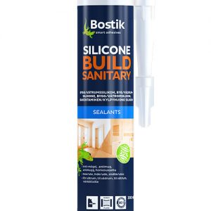 SILICONE BUILD & SANITARY gry 300ML
